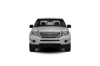 Surround Front Profile  2012 Honda Ridgeline