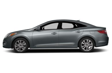90 Degree Profile 2012 Hyundai Azera