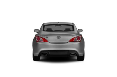 Surround Rear Profile 2012 Hyundai Genesis Coupe