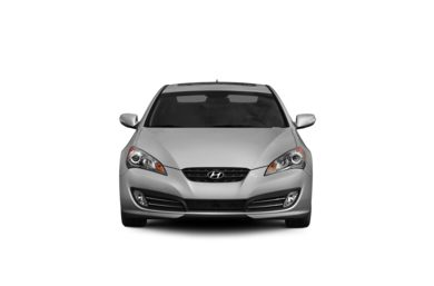 Surround Front Profile  2012 Hyundai Genesis Coupe