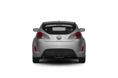 Surround Rear Profile 2012 Hyundai Veloster