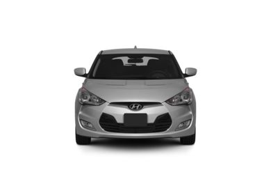 Surround Front Profile  2012 Hyundai Veloster