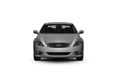 Surround Front Profile  2012 INFINITI G37x Coupe