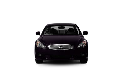 Surround Front Profile  2012 INFINITI IPL G