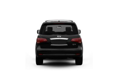 Surround Rear Profile 2012 Infiniti QX56