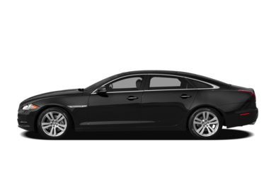 90 Degree Profile 2012 Jaguar XJ