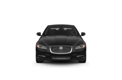 Surround Front Profile  2012 Jaguar XJ