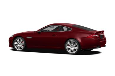 Surround 3/4 Rear - Drivers Side  2012 Jaguar XK