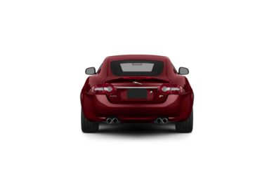 Surround Rear Profile 2012 Jaguar XK