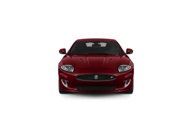 Surround Front Profile  2012 Jaguar XK
