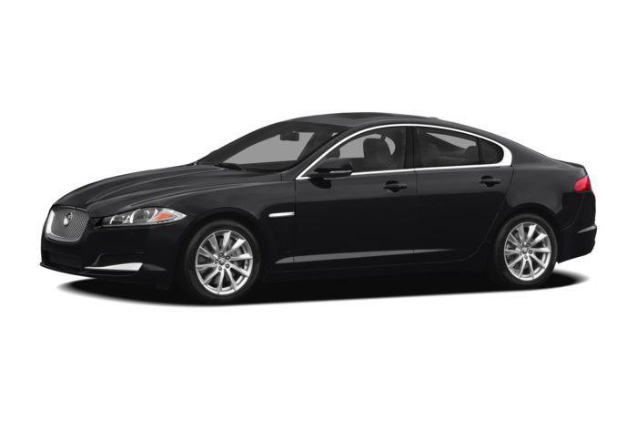 2012 jaguar xf specs safety rating mpg carsdirect. Black Bedroom Furniture Sets. Home Design Ideas