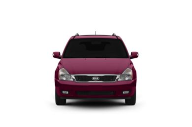 Surround Front Profile  2012 Kia Sedona