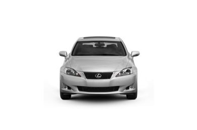 Surround Front Profile  2012 Lexus IS 250