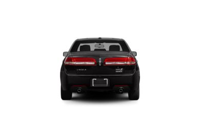 Surround Rear Profile 2012 Lincoln MKZ Hybrid
