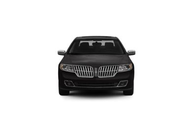 Surround Front Profile  2012 Lincoln MKZ Hybrid