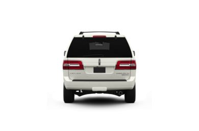 Surround Rear Profile 2012 Lincoln Navigator