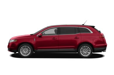 90 Degree Profile 2012 Lincoln MKT