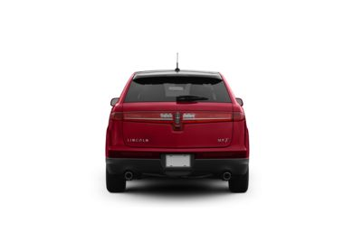 Surround Rear Profile 2012 Lincoln MKT