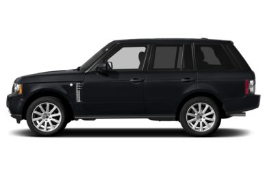 90 Degree Profile 2012 Land Rover Range Rover