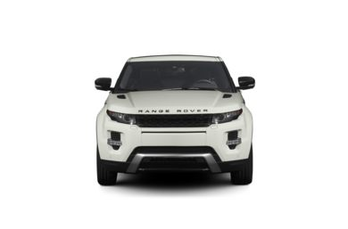 Surround Front Profile  2012 Land Rover Range Rover Evoque