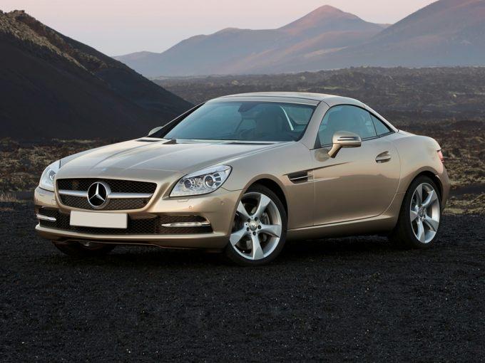 2016 mercedes benz slk300 styles features highlights for Mercedes benz slk300