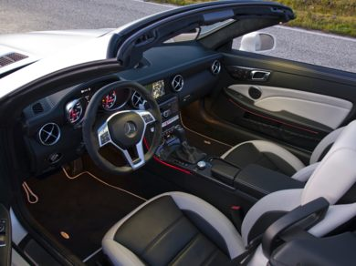 OEM Interior Primary  2013 Mercedes-Benz SLK55 AMG