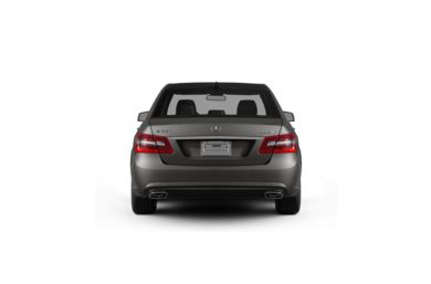 Surround Rear Profile 2012 Mercedes-Benz E350