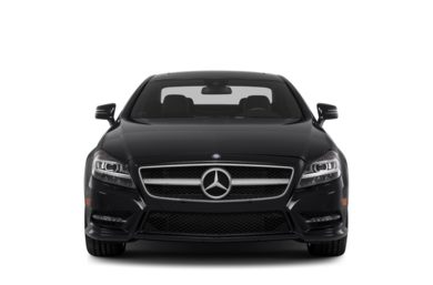 Grille  2012 Mercedes-Benz CLS550