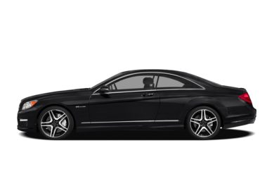 90 Degree Profile 2012 Mercedes-Benz CL63 AMG