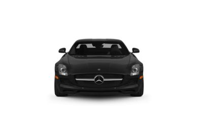Surround Front Profile  2012 Mercedes-Benz SLS AMG