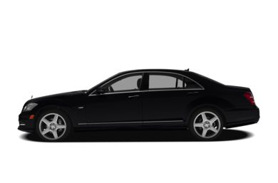 90 Degree Profile 2012 Mercedes-Benz S350 BlueTEC