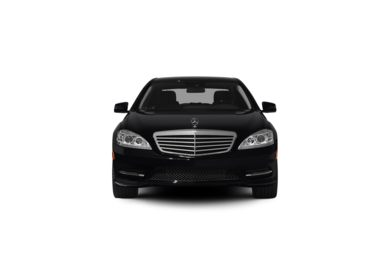 Surround Front Profile  2012 Mercedes-Benz S350 BlueTEC