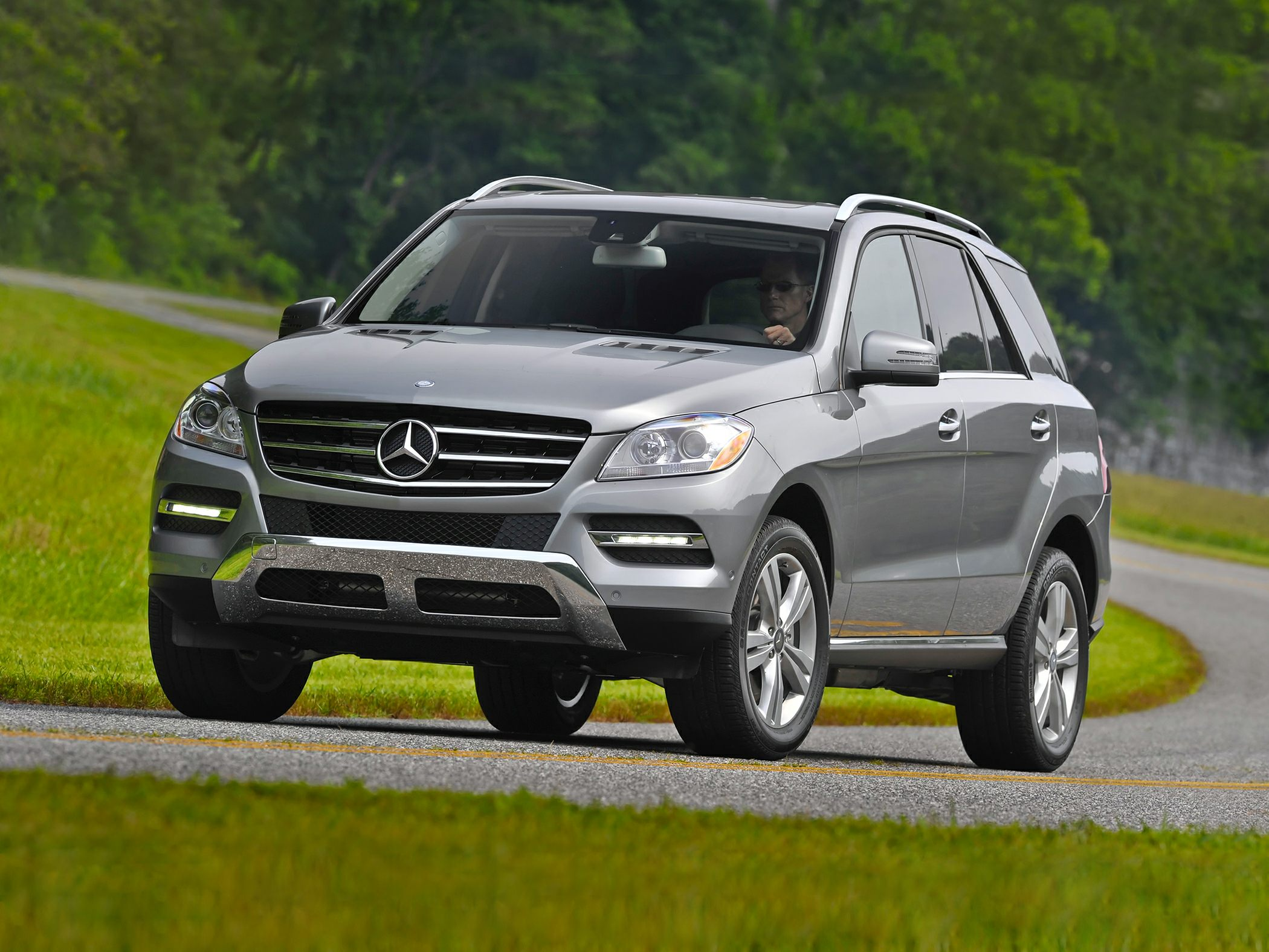2014 Mercedes-Benz ML350 Glam