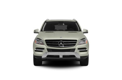 Surround Front Profile  2012 Mercedes-Benz ML350