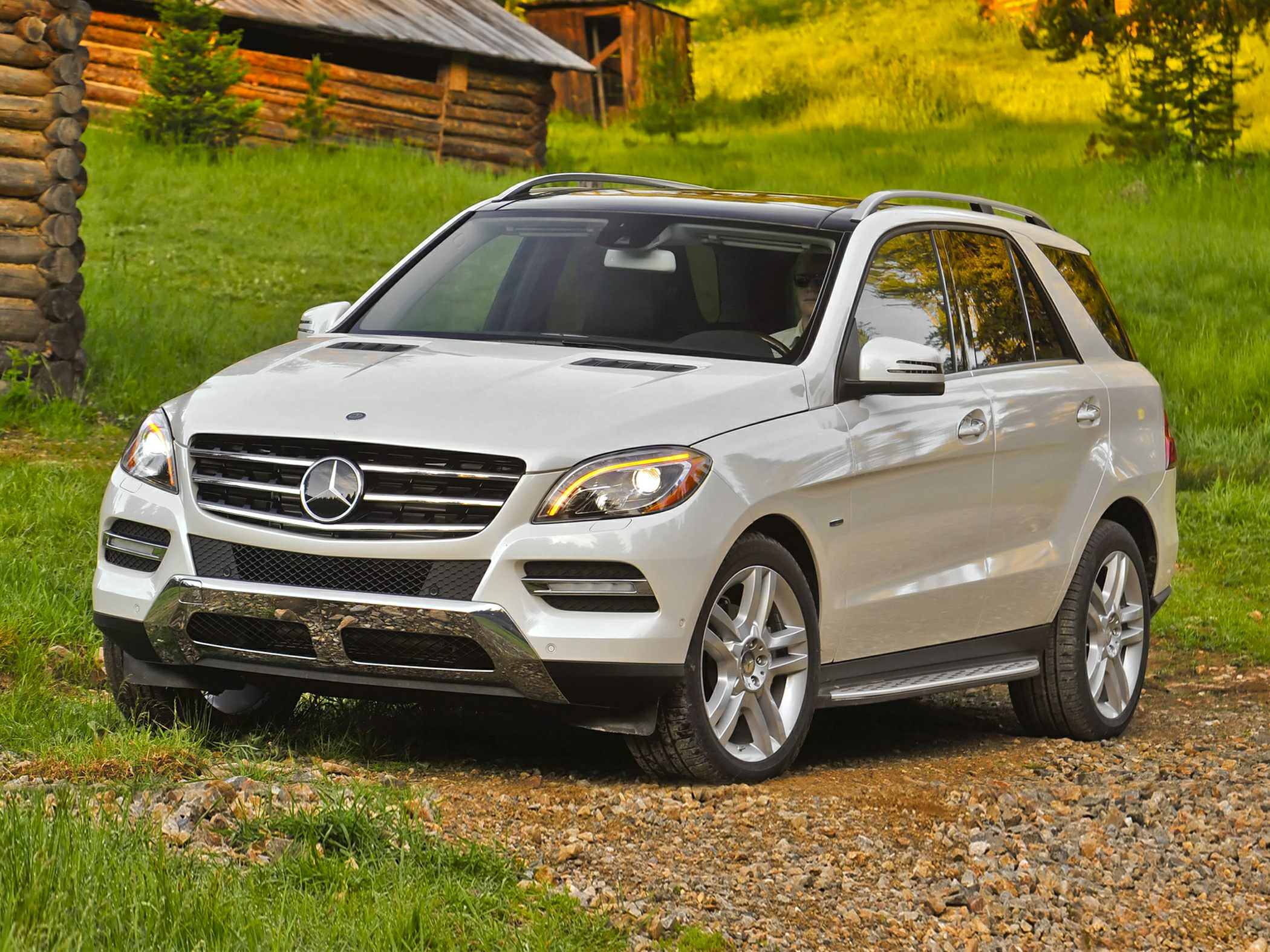 2014 mercedes-benz ml350 bluetec