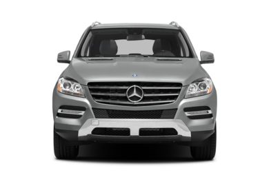 Grille  2012 Mercedes-Benz ML350 BlueTEC