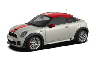 3/4 Front Glamour 2012 MINI Coupe