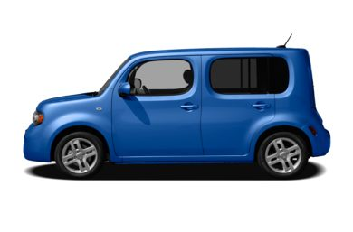 90 Degree Profile 2012 Nissan Cube