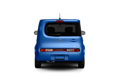 Surround Rear Profile 2012 Nissan Cube