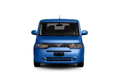 Surround Front Profile  2012 Nissan Cube
