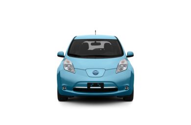 Surround Front Profile  2012 Nissan LEAF