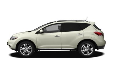 90 Degree Profile 2012 Nissan Murano