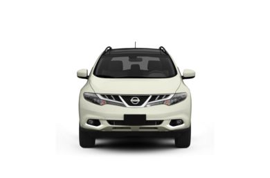Surround Front Profile  2012 Nissan Murano