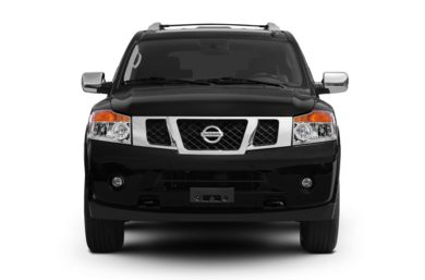 Grille  2012 Nissan Armada