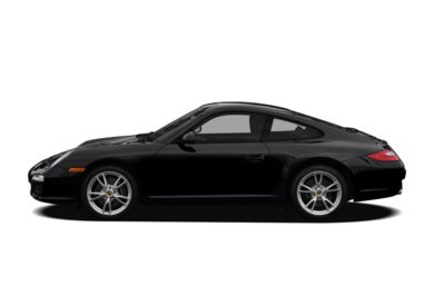 90 Degree Profile 2012 Porsche 911