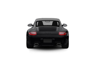Surround Rear Profile 2012 Porsche 911