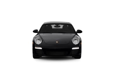 Surround Front Profile  2012 Porsche 911