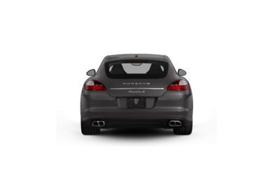 Surround Rear Profile 2012 Porsche Panamera