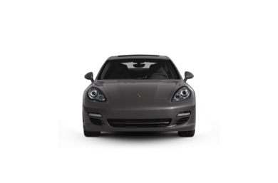 Surround Front Profile  2012 Porsche Panamera