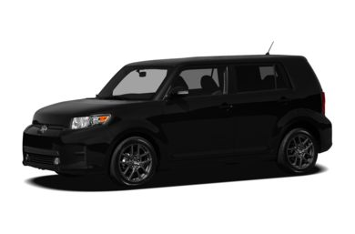 3/4 Front Glamour 2012 Scion xB